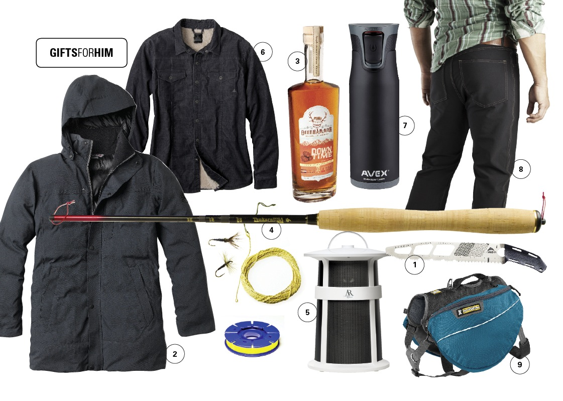 The Elevation Outdoors Winter Gift Guide for Him and Her