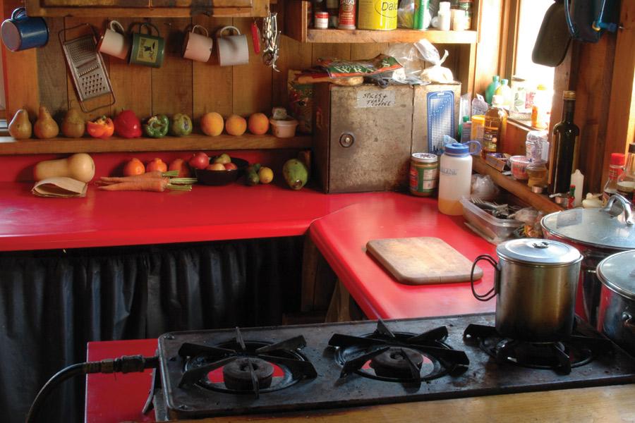 Prepare Gourmet Grub on Your Next Hut Trip