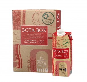 Bota Box 500ml - 3L Cabernet