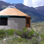 unique adventure exploring a yurt