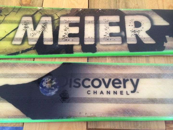 Get On Skis Made in Colorado