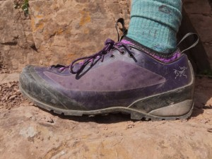 Women's Arc'teryx Acrux FL GTX Approach shoes
