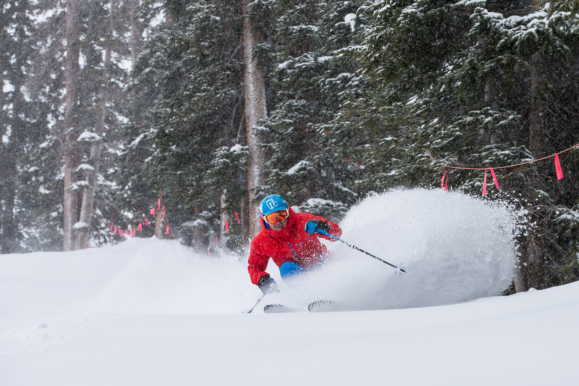 Winter Storms Blanket Colorado Prompting Many Resorts To Open Early