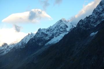 View from Bonatti Refugio