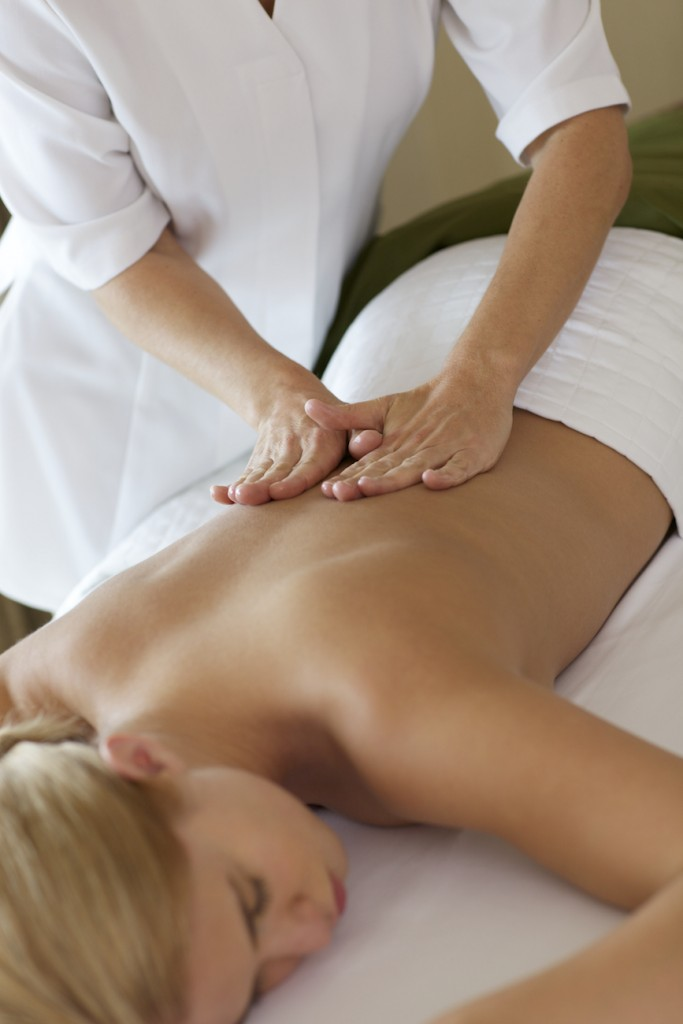 Montage Deer Valley massage