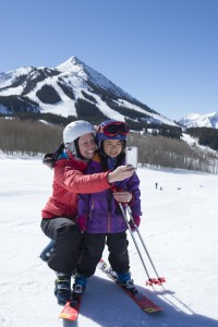 With green runs spread out across the mountain, Crested Butte is a great choice for families with skiers of all levels. Photo by Tom Stillo