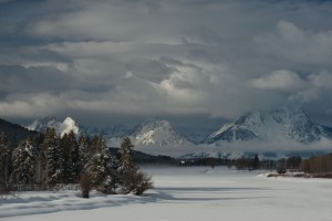 The mighty Tetons. Photo courtesy Roger Hayden.