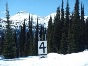 4 metres/12 feet of snow still left