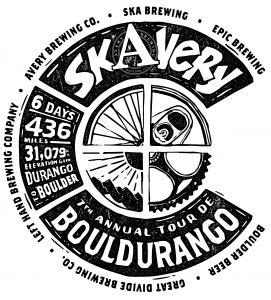 BoulDurango Ride logo