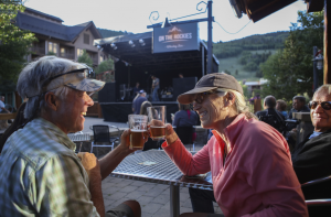 Photo courtesy of Copper Mountain Music Festival