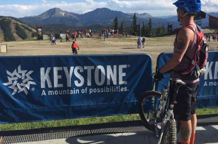 Keystone Mountain Biking