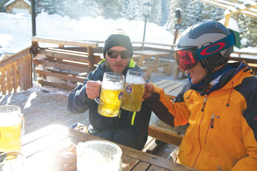 Apres at teh Bavarian