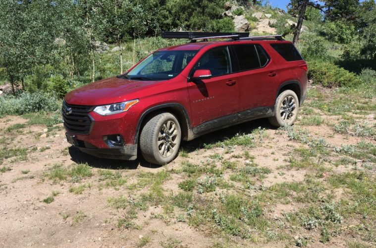 Road Trip Chevy Traverse Review Elevation Outdoors Magazine