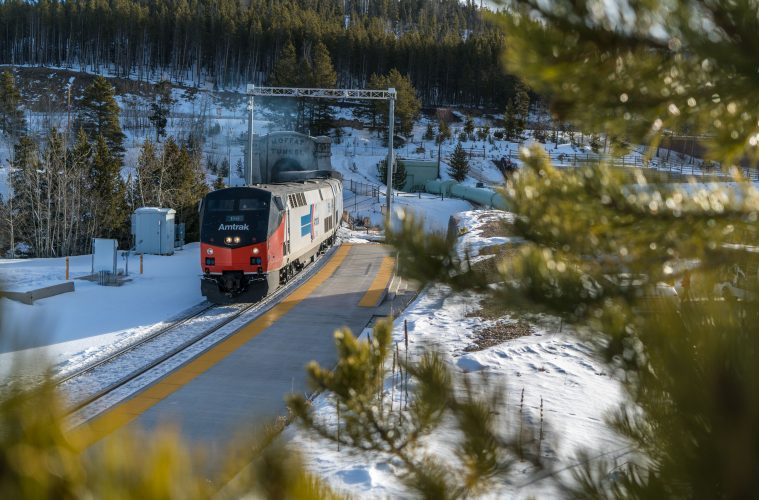 Amtrak Winter Park Express Tickets Just $29 During 24-Hour