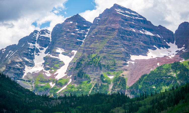 How To: Hike The 4 Pass Loop in the Maroon Bells - Elevation