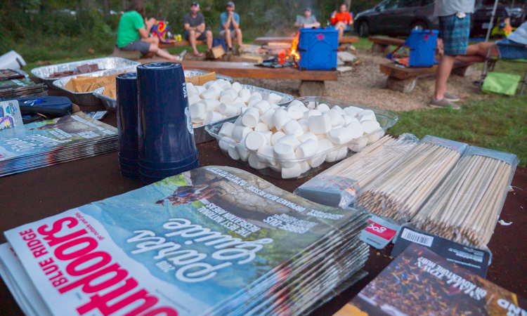 The Live Outside and Play Team Tackles Clean-Ups, Hikes and