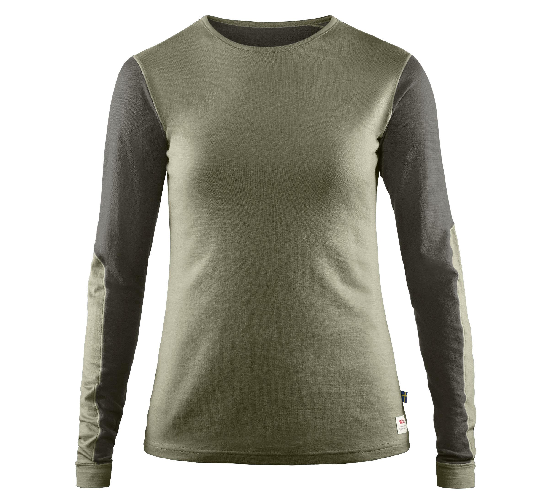 JALLRAVEN_Keb Wool T-Shirt LS W