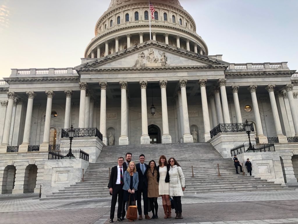 The Conservation Alliance Team in DC